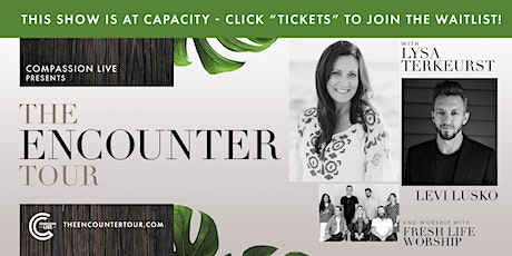 The Encounter Tour  | Winterville, NC tickets
