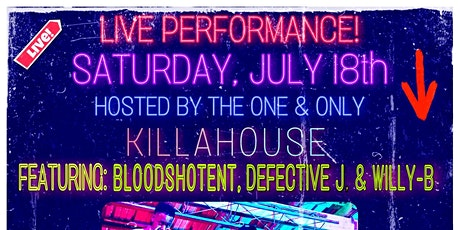 Club VR International Presents: Killahouse and Special Guests biglietti