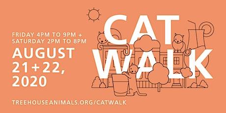 Tree House Humane Society Virtual Cat Walk tickets
