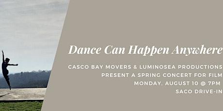 CBM presents Dance Can Happen Anywhere entradas