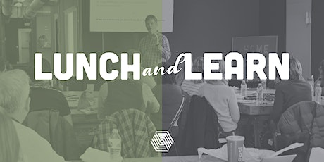 Lunch & Learn: Organic Marketing Strategy for Your Business tickets