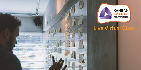 Kanban Systems Design - KMP I - Live Virtual Class tickets