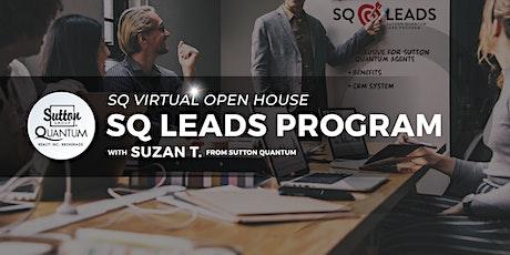 SQ Leads Program Open House (multiple dates in July) tickets