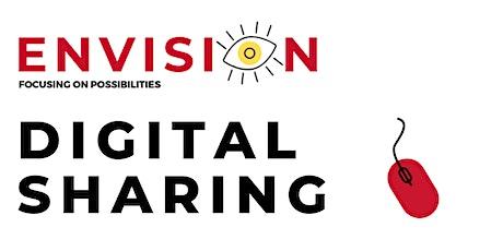 Envisioning: Digital Sharing, Literary Arts tickets