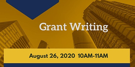 Grant Writing tickets