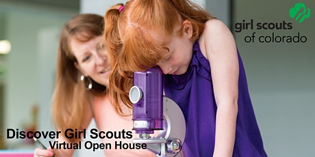 Discover Girl Scouts- Girl Scouts of Colorado, Northern Region tickets