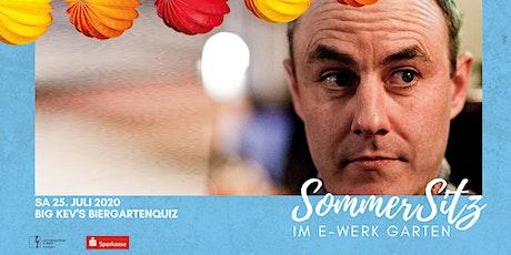 Big Kev's Biergartenquiz・SommerSitz im E-Werk Gart Tickets