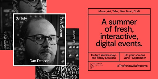 The Peninsulist Presents: Dan Deacon