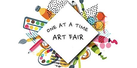 One at a Time Art Fair tickets