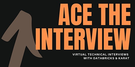 Acing the Virtual Technical Interview with Databricks tickets