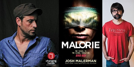 Josh Malerman in conversation with Joe Hill: Malorie tickets