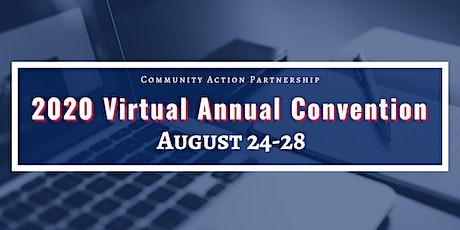 2020 CAP Virtual Annual Convention tickets