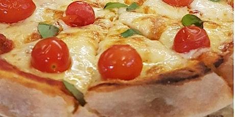 13/07 - A verdadeira Pizza, 19h às 22h - R$198,00 ingressos