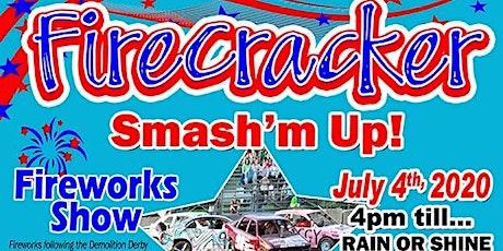 4th of July Smash 'em up Demolition Derby tickets