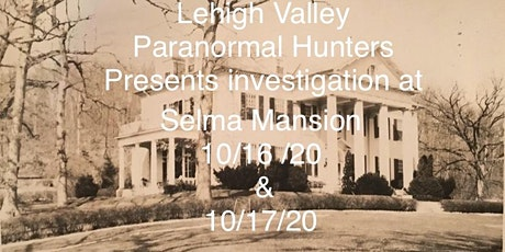 LVPH & Kelly The Maven Meduim present Selma Mansion tickets