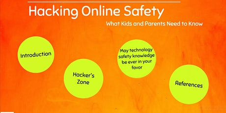 Hacking Online Safety: What Kids and Parents Need to Know tickets