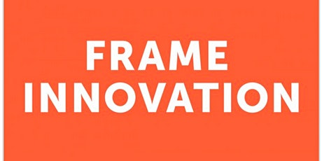 Innovation Book Discussion - Frame Innovation tickets