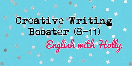 Creative Writing Booster Course K (3 x 60 mins) tickets