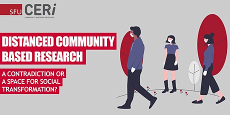 Distanced Community-Based Research Panel tickets