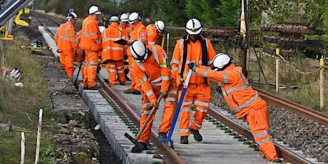 Rail Engineering Track Maintenance - L2 (21-7-20) - EAST OF ENGLAND tickets