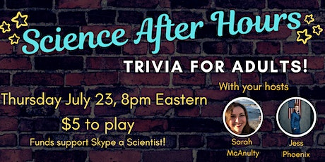 Science After Hours with Jess Phoenix tickets