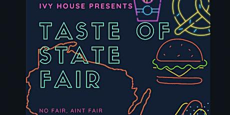 Taste of State Fair tickets