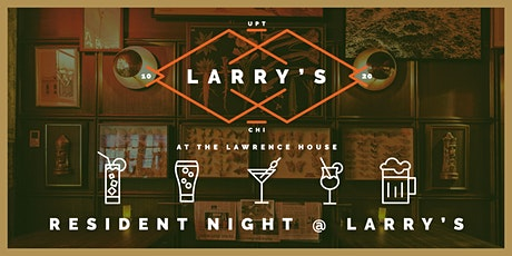 Resident Night at Larry's at the Lawrence House tickets