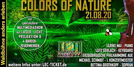 Colors of Nature - Klangfarben der Natur // Waldbühne Schwarzenberg Tickets