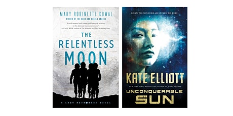 Sci Fi Authors Mary Robinette Kowal and Kate Elliott in Conversation tickets