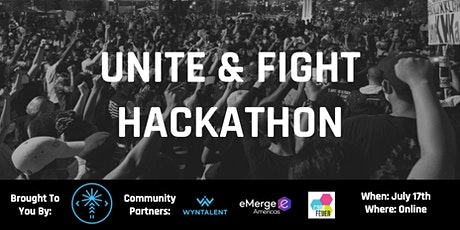 Unite & Fight Hackathon billets