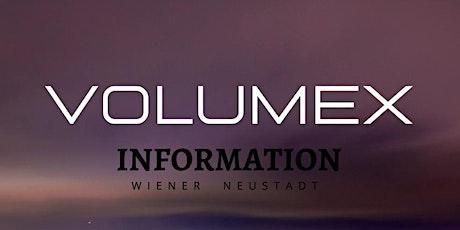 VolumeX Informationday tickets