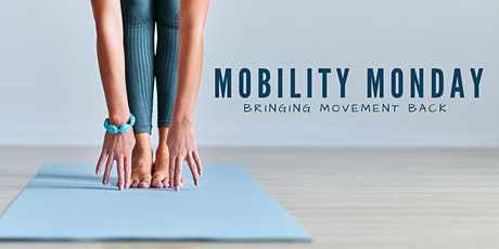 Mobility Monday: Yoga with a Physical Therapist tickets