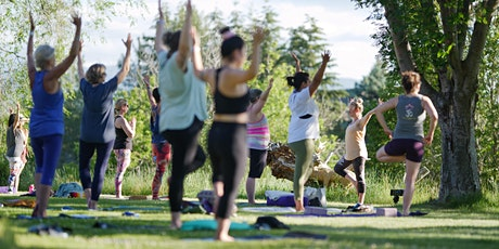 Yoga Outdoors - Finding Balance tickets