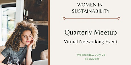 WIS Quarterly Meetup: Virtual Networking Event tickets