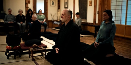 The Ease & Joy of Morning Meditation (One-Half Day Zazenkai) tickets