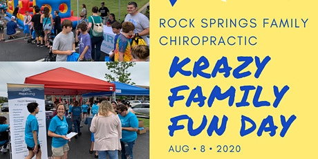 Krazy Family Fun Day ~ 4th Annual Family Fun Event in Smyrna tickets