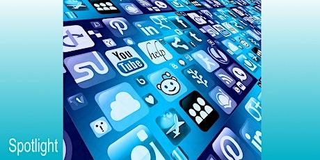 Spotlight Workshop: Social Media for Business (Online Event) tickets