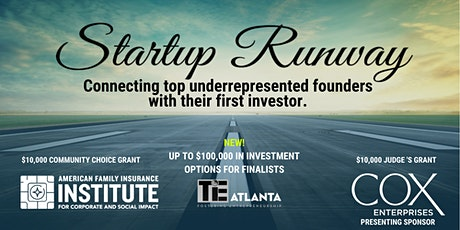 Startup Runway Showcase tickets
