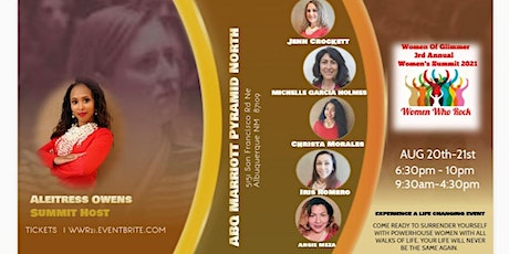 """Women Who Rock "" Women's Summit tickets"