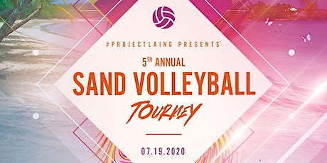 SAND VOLLEYBALL TOURNEY (4V4 COED) tickets