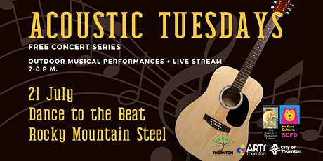 Acoustic Tuesdays: Rocky Mountain Steel Band tickets