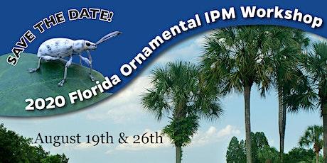 Florida Ornamental IPM VIRTUAL Workshop tickets