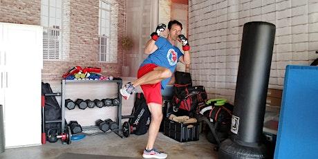 Cardio Kenpo (Kickboxing) - 30-min tickets