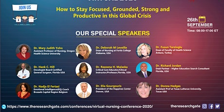 Nursing & Healthcare conference: STRESS IN COVID-19 tickets