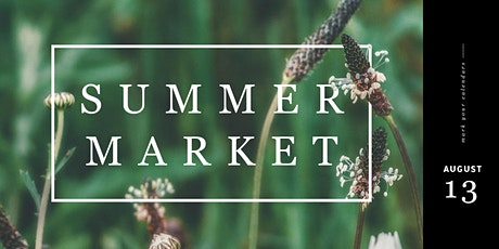 Summer Market — at Charkuu 102 tickets