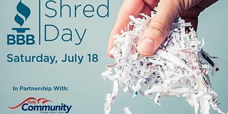 2020 Shred Day - Tyler tickets