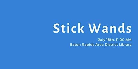 Stick Wands tickets