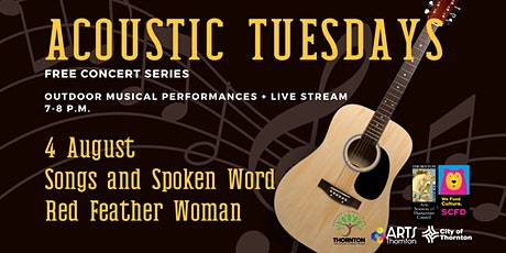 Acoustic Tuesdays: Red Feather Woman tickets