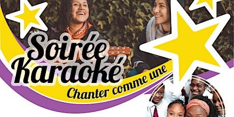"""""""Chanter comme une star"""" -  Votre soirée Karaoké billets"""