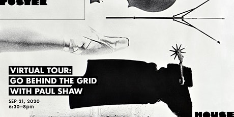 Virtual Tour: Go Behind The Grid with Paul Shaw tickets